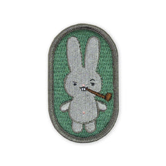 PDW Confident Rabbit Morale Patch