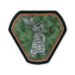 PDW Confident Rabbit Classic Morale Patch