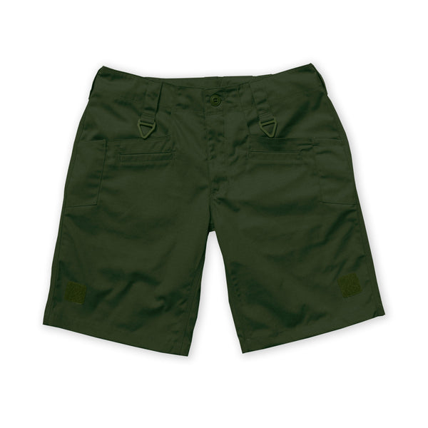Rapide Field Short - Dark Leaf Green