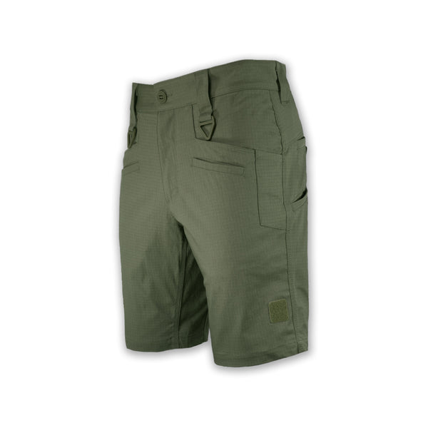 Raider Field Short NYCO+ - Transitional Field Green