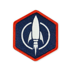 PDW Rocket Badge v3 LTD ED Morale Patch