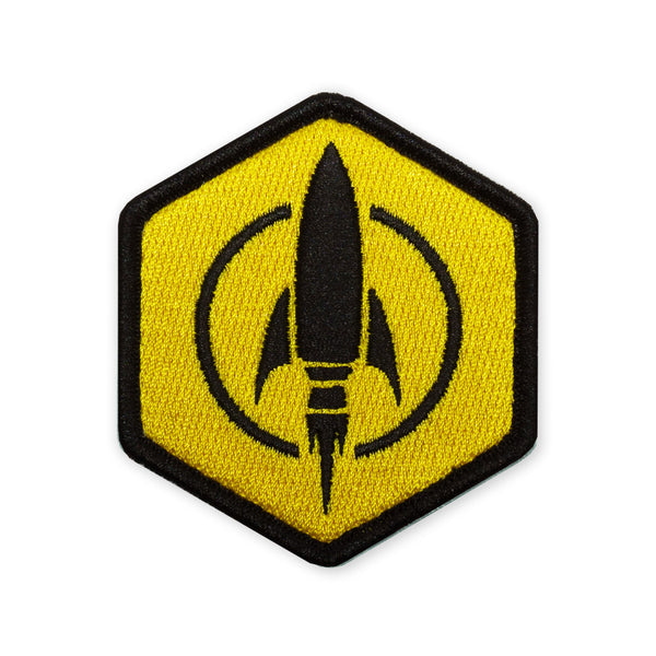 PDW Rocket Badge v5 LTD ED Morale Patch