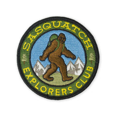 PDW Sasquatch Explorers Club LTD ED Morale Patch