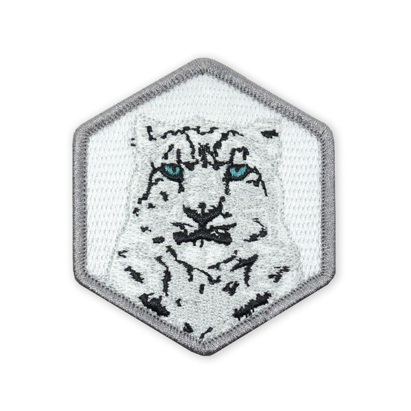 PDW Snow Leopard 2018 LTD ED Morale Patch