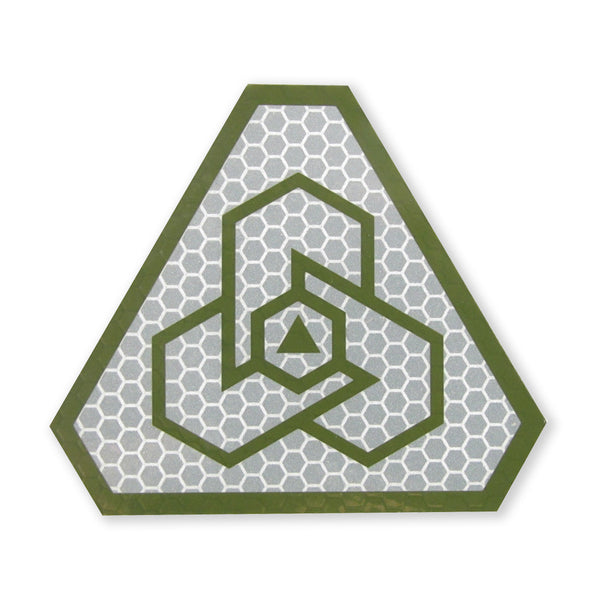 PDW Logo SOLAS Morale Patch - OD Green