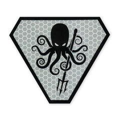 SPD Kraken 2018 SOLAS Morale Patch - Black