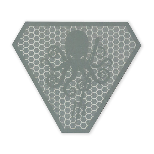 SPD Kraken 2018 SOLAS Morale Patch - Gray