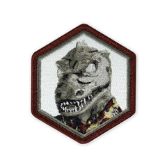 PDW Space Reptile Captain LTD ED Morale Patch