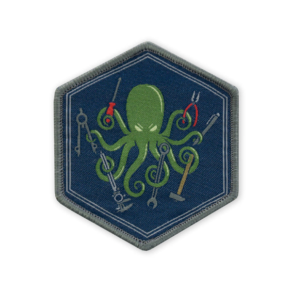 SPD DIY Kraken v2 LTD ED Woven Morale Patch