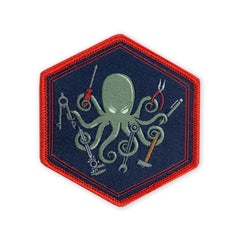 SPD DIY Kraken LTD ED Woven Morale Patch