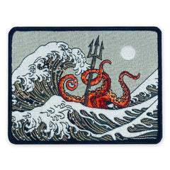 SPD Great Wave Kraken Morale Patch