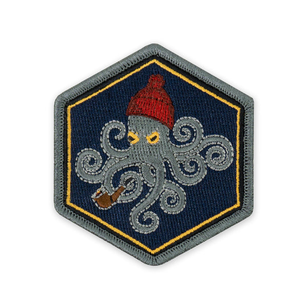 SPD Kraken Krew 2020 Morale Patch