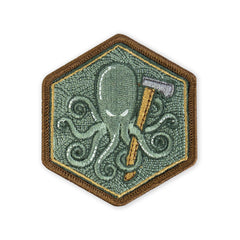 SPD Kraken Axe Morale Patch