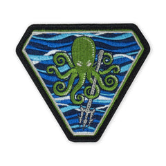 SPD Kraken Trident Depths LTD ED Morale Patch