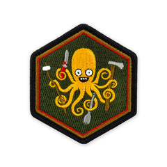 SPD Kraken Kamper Morale Patch