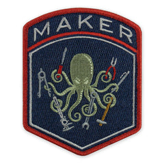 SPD Kraken Maker Flash Morale Patch