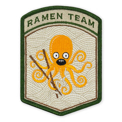 SPD Kraken Ramen Team Flash 2019 Morale Patch