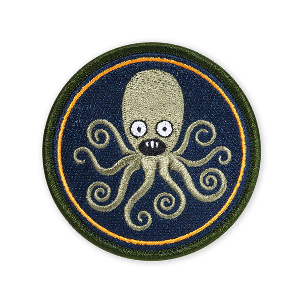 SPD Team Tako 1000 Mile Stare Morale Patch