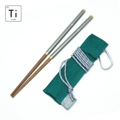 PDW Ti Takedown Chopsticks