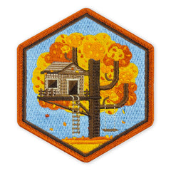 PDW Tree Fort Autumn Morale Patch
