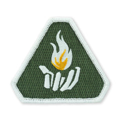 PDW Carry the Fire Morale Patch GID
