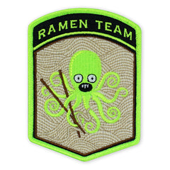 SPD Kraken Ramen Team Flash USN G11 Morale Patch