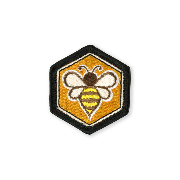 PDW Honey Bee Cover Size Morale Patch