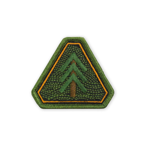 PDW Wilderness Expert LTD ED Cover Size Morale Patch