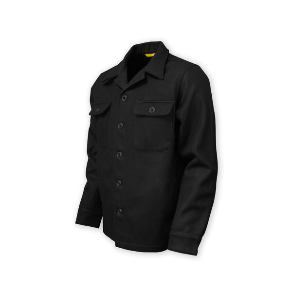 DRB Woodsman Shirt - Black Solid