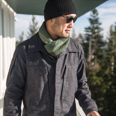 Wilderness Utility Top - Charcoal Gray Heather