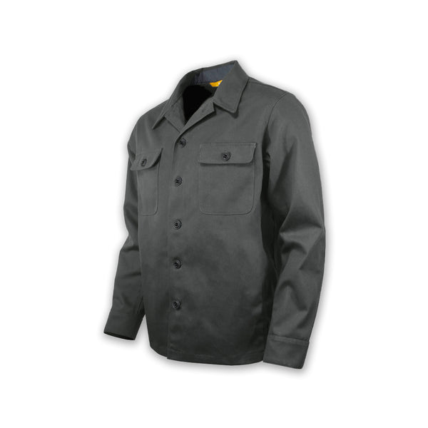 DRB Woodsman Werx Shirt - Motor Pool Gray