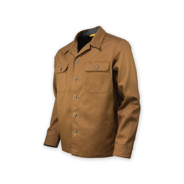 DRB Woodsman Werx Shirt - Ranch Tan