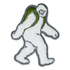 PDW Yeti Hiker Chenille 2019 Morale Patch
