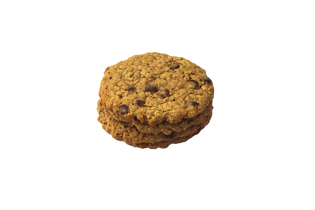 Oatmeal Chocolate Chip Cookie- 4 pack