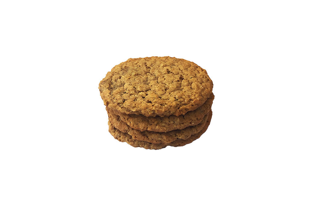 Oatmeal Cookie- 4 pack