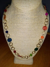 Load image into Gallery viewer, Rainbow Dreams Necklace