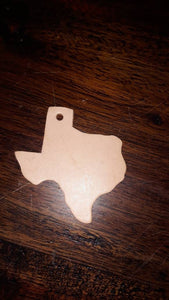 Spicy Texan Keychain