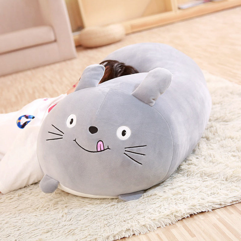Soft Animal Cartoon Pillow