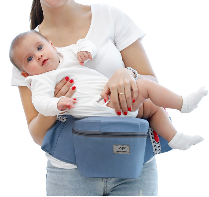 Baby Carrier Waist Stool Large Capacity Storage