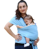 Baby sling solid color baby carrier
