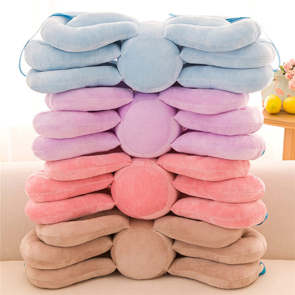 Baby Breastfeeding Pillows Layered Adjustable Nursing Cushion