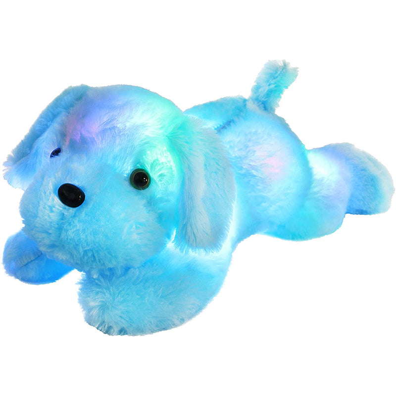 Animals Luminous Plush Toy Colorful Glowing Pillows Gift for Kids