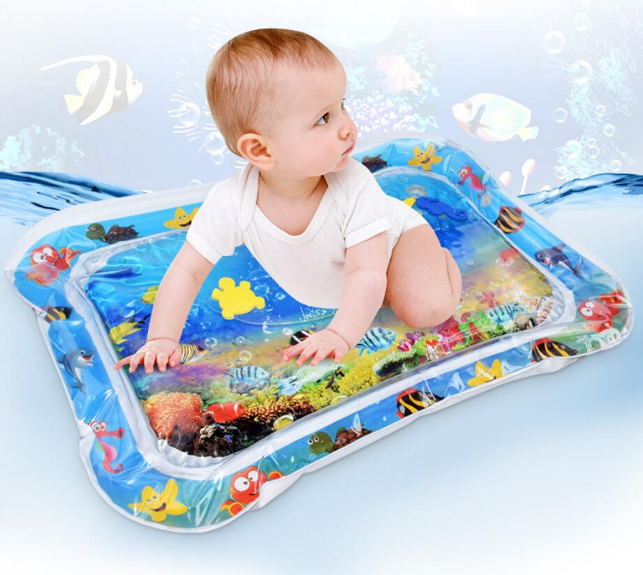 Inflatable water pad baby patting pad