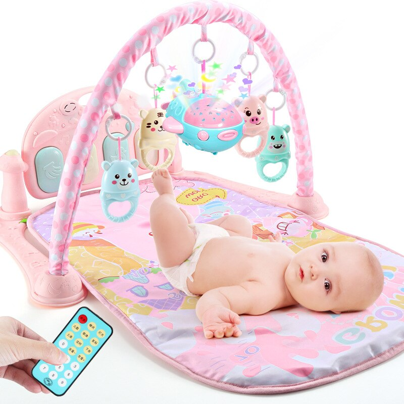 Baby toy gym