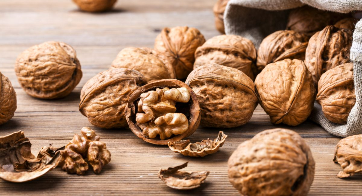 Protect the heart with walnuts