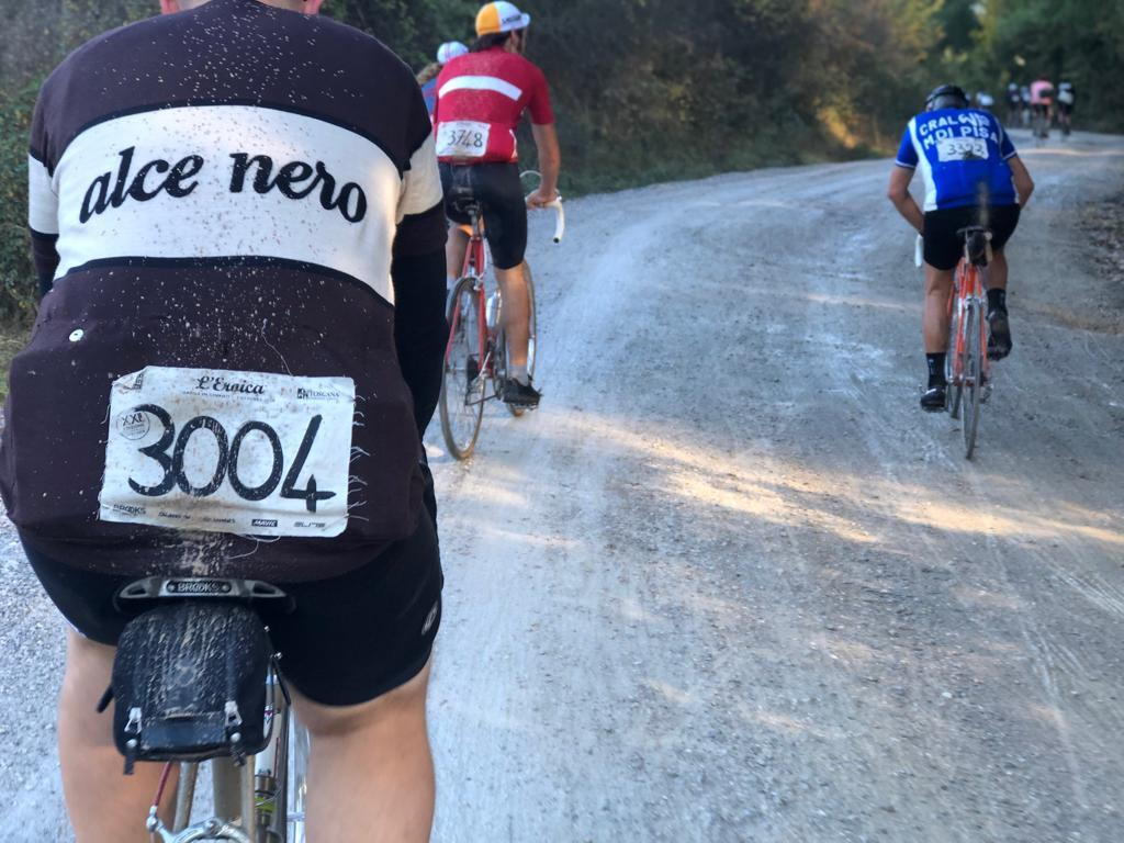 Alce Nero at the 2019 Eroica