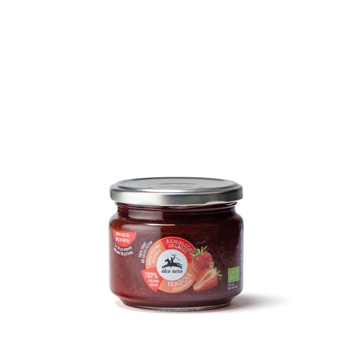 Organic strawberry compote - CF873