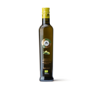Organic extra virgin olive oil - OL500IN