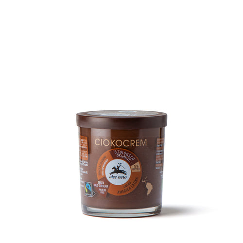 Ciokocrem - organic spreadable hazelnut cream - CREM180