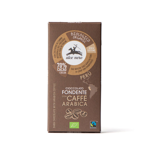 70% dark chocolate with coffee - CFC050